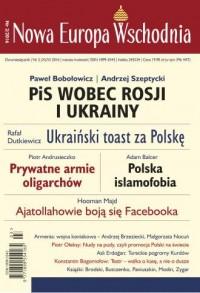 Nowa Europa Wschodnia nr 2/2016 - okładka książki