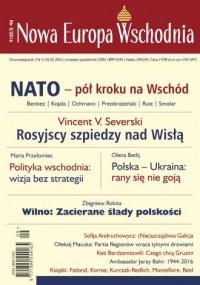 Nowa Europa Wschodnia 5/2016 - okładka książki