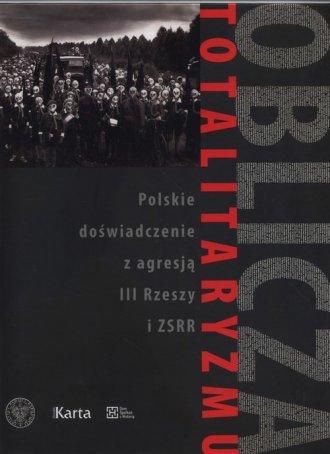 Oblicza totalitaryzmu. Polskie - okładka książki