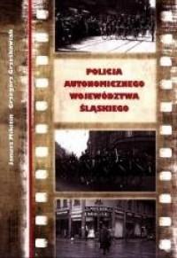 Policja autonomicznego województwa - okładka książki
