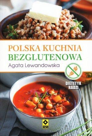 Polska kuchnia bezglutenowa - okładka książki