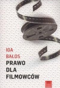 Prawo dla filmowców - okładka książki