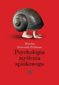 Psychologia myślenia spiskowego - okładka książki