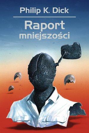 Raport mniejszości - okładka książki