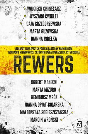 Rewers - okładka książki