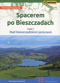 Spacerem po Bieszczadach cz. 1. - okładka książki