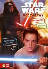 Star Wars. Moc zabawy - okładka książki
