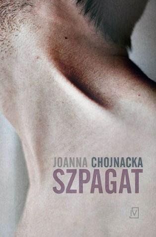 Szpagat - okładka książki