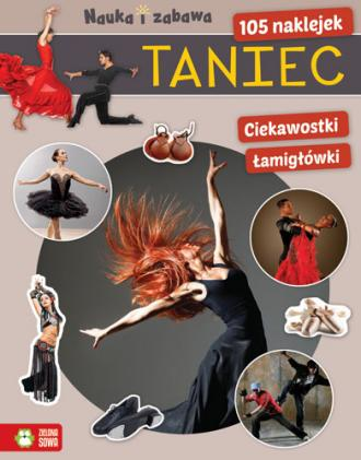 Taniec. Nauka i zabawa - okładka książki