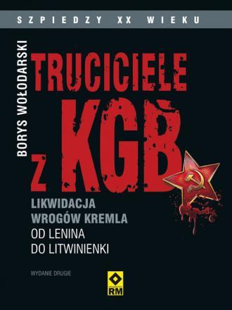 Truciciele z KGB. Likwidacja wrogów - okładka książki