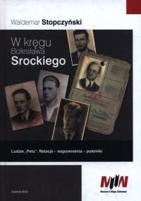 W kręgu Bolesława Srockiego - okładka książki