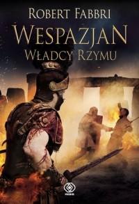 Wespazjan. Władcy Rzymu - okładka książki