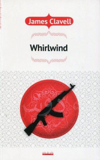 Whirlwind - okładka książki