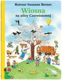 Wiosna na ulicy Czereśniowej - okładka książki