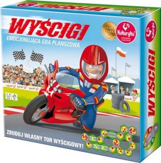 Wyścigi - zdjęcie zabawki, gry