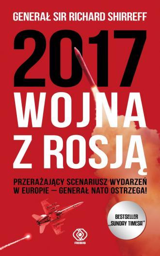 2017: Wojna z Rosją - okładka książki