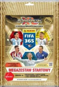Adrenalyn XL FIFA 365. Megazestaw startowy - zdjęcie zabawki, gry