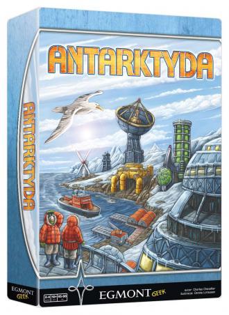 Antarktyda - zdjęcie zabawki, gry