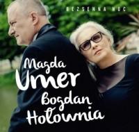 Bezsenna noc - Magda Umer - okładka płyty