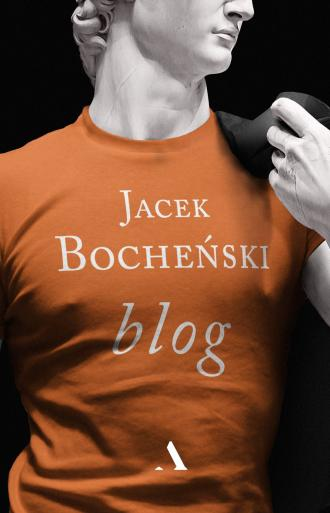 Blog - okładka książki