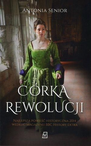 Córka rewolucji - okładka książki