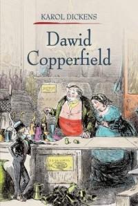 Dawid Copperfield. Tom 1 - okładka książki