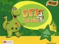 Dex the Dino. Plus. Książka ucznia - okładka podręcznika