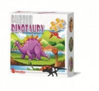 Dinozaury (puzzle 24-elem.) - zdjęcie zabawki, gry