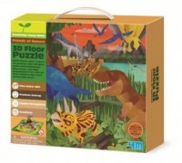 Dinozaury (puzzle 3D) - zdjęcie zabawki, gry