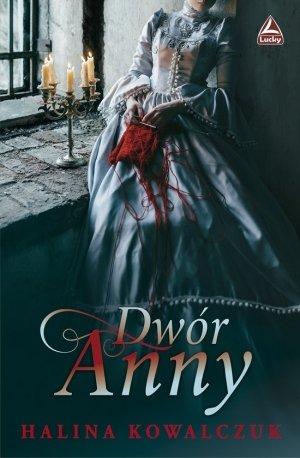 Dwór Anny - okładka książki