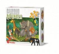 Dżungla (puzzle 24-elem.) - zdjęcie zabawki, gry