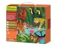 Dżungla (puzzle 3D) - zdjęcie zabawki, gry