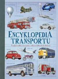 Encyklopedia transportu - okładka książki