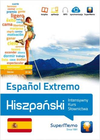 Espanol Extremo. Hiszpański. Intensywny - pudełko audiobooku