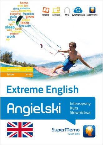 Extreme English. Angielski. Intensywny - pudełko audiobooku