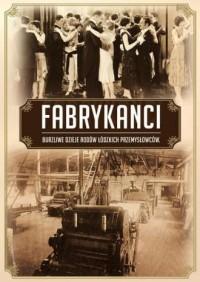 Fabrykanci - okładka książki
