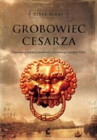 Grobowiec cesarza - okładka książki
