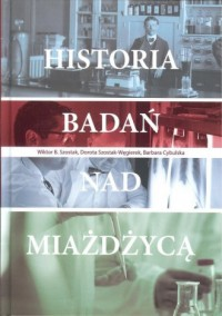 Historia badań nad miażdżycą - okładka książki
