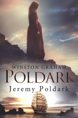 Jeremy Poldark - okładka książki
