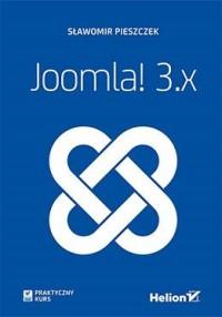 Joomla! 3.x. Praktyczny kurs - okładka książki