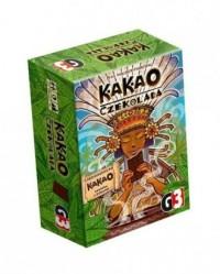 Kakao czekolada rozszerzenie 4 dodatki - zdjęcie zabawki, gry