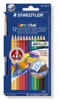 Kredki akwarelowe Noris Club (12 kolorów) - zdjęcie produktu