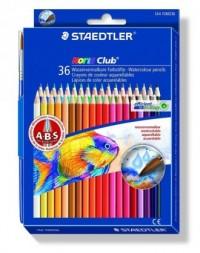 Kredki akwarelowe Noris Club (36 kolorów) - zdjęcie produktu