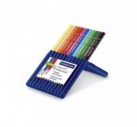 Kredki ołówkowe ergo soft (12 kolorów) - zdjęcie produktu