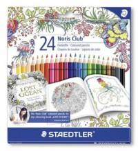 Kredki ołówkowe Noris Club (24 kolory) - zdjęcie produktu