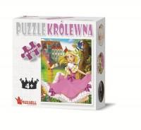 Królewna (puzzle 48-elem.) - zdjęcie zabawki, gry