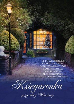Księgarenka przy ulicy Wiśniowej - okładka książki