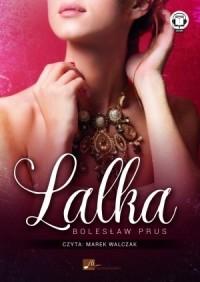 Lalka - Bolesław Prus - pudełko audiobooku