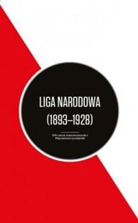 Liga narodowa (1839-1928) - okładka książki