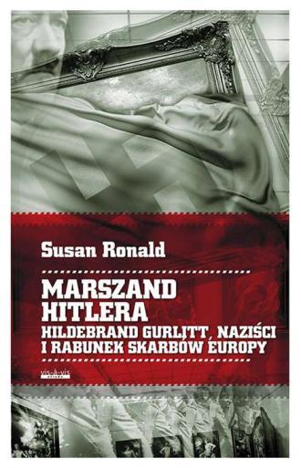 Marszand Hitlera - okładka książki